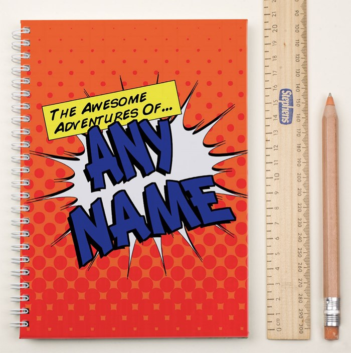 personalisednotebook